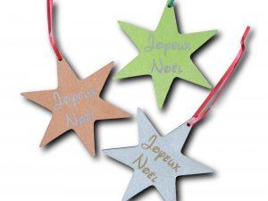 étoiles joyeux noël