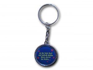 Porte clés je ne suis pas un super héros mais juste un papa