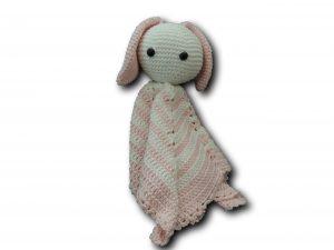 amigurumi doudou lapin fille haut